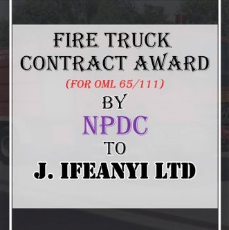 Fire Truck Contract